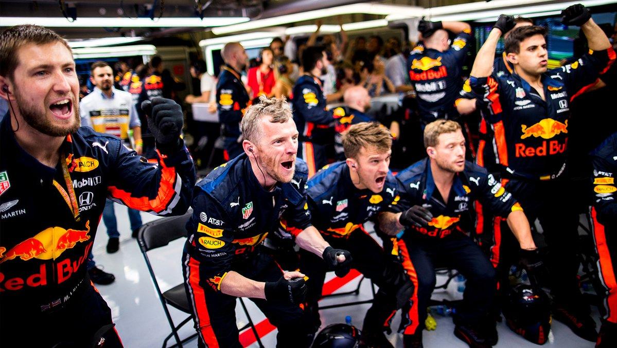 """Horner : """"La victoire en Autriche a été une étape importante pour l'équipe"""" 3"""