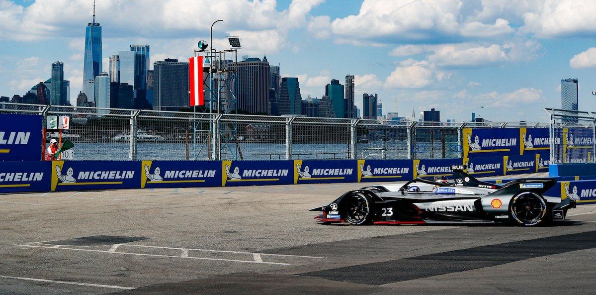 Buemi remporte le ePrix de New-York, le championnat totalement relancé 1