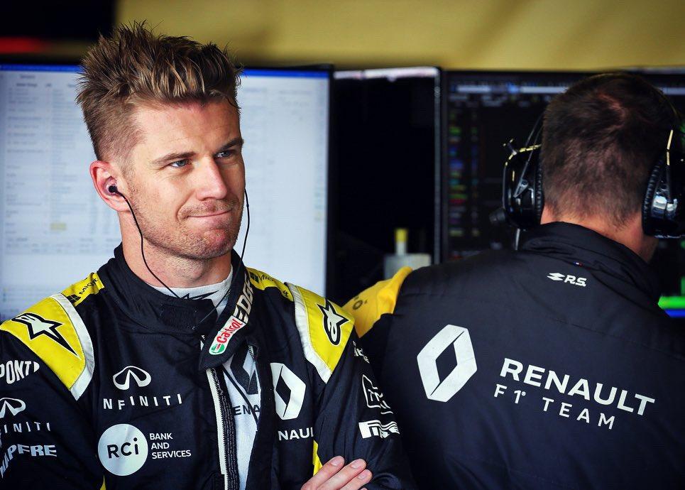 F1 - Mécontent de la stratégie employée par Renault à Silverstone, Hulkenberg veut en discuter en interne