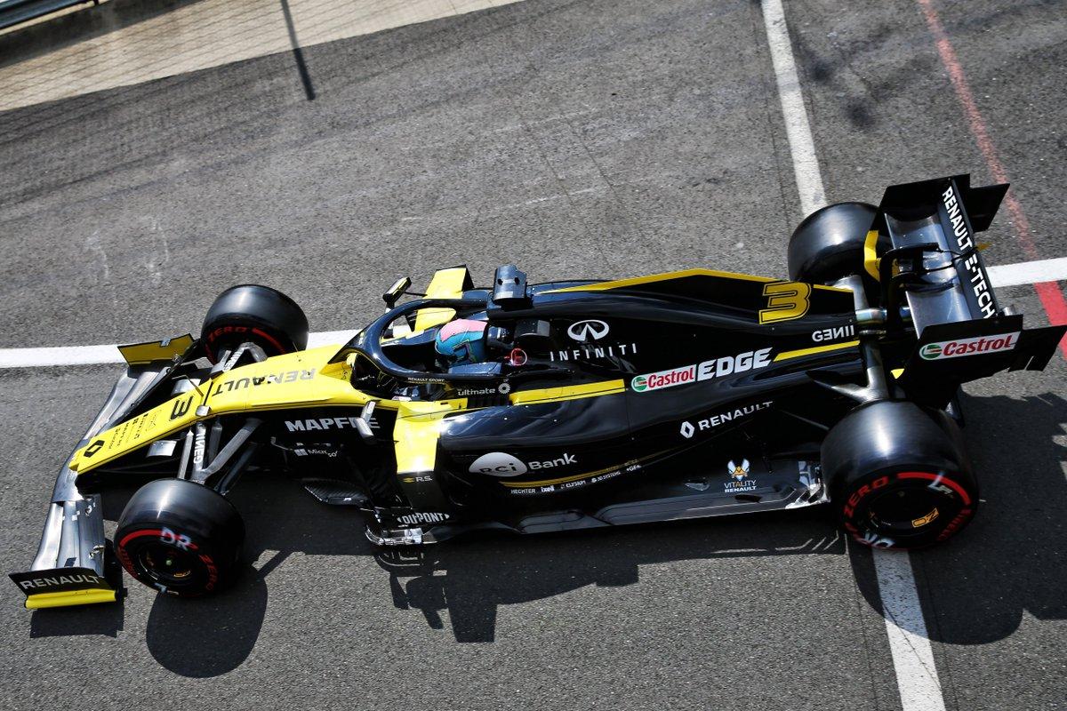 Malgré une double arrivée dans les points, Renault reste cinquième au championnat 1