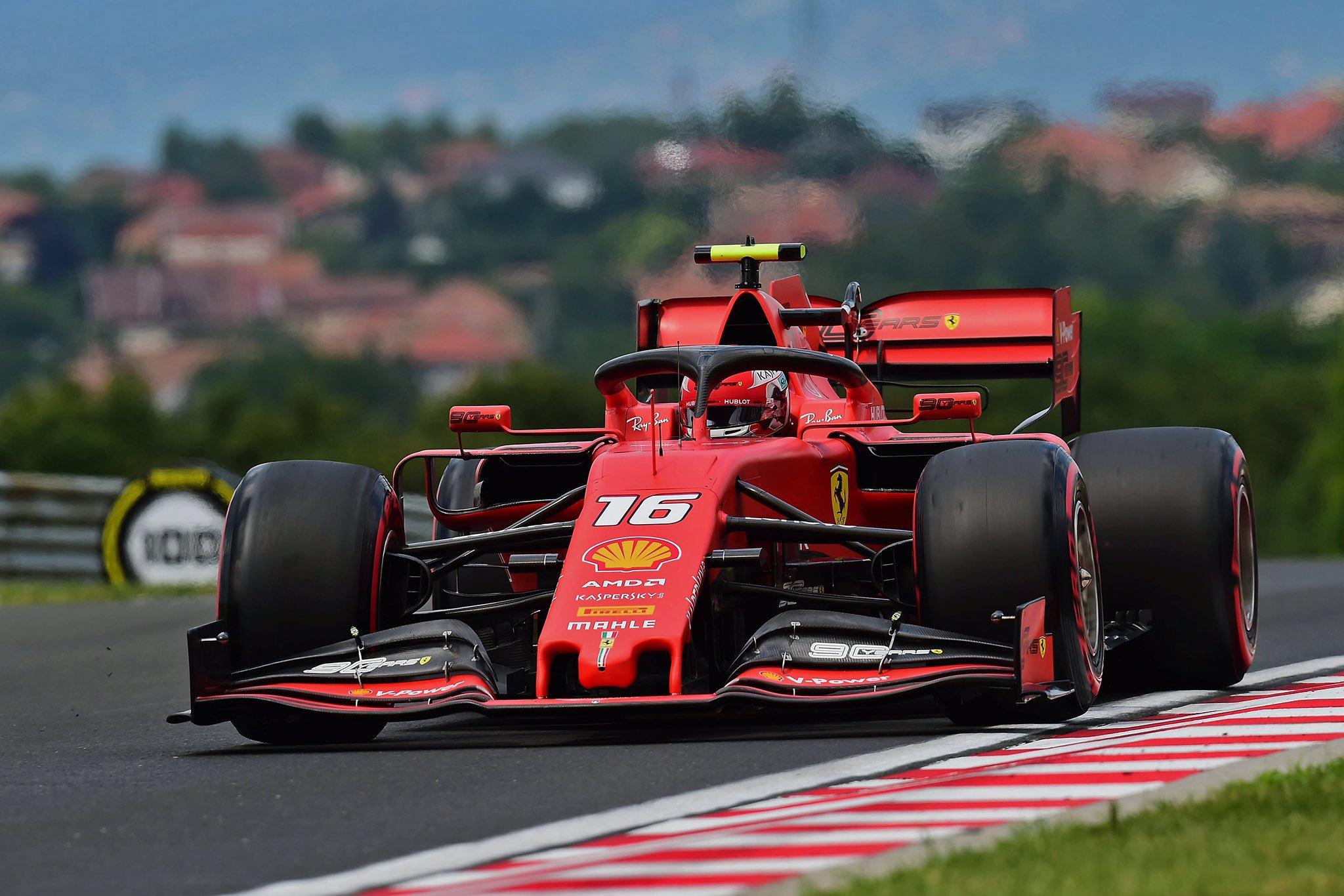 Deux erreurs en deux Grands Prix, Charles Leclerc veut comprendre 1