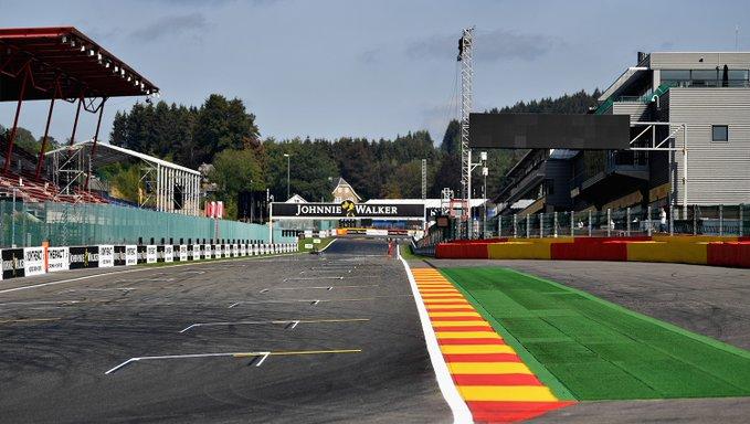 F1 Spa Francorchamps Reste Attentif A La Prochaine