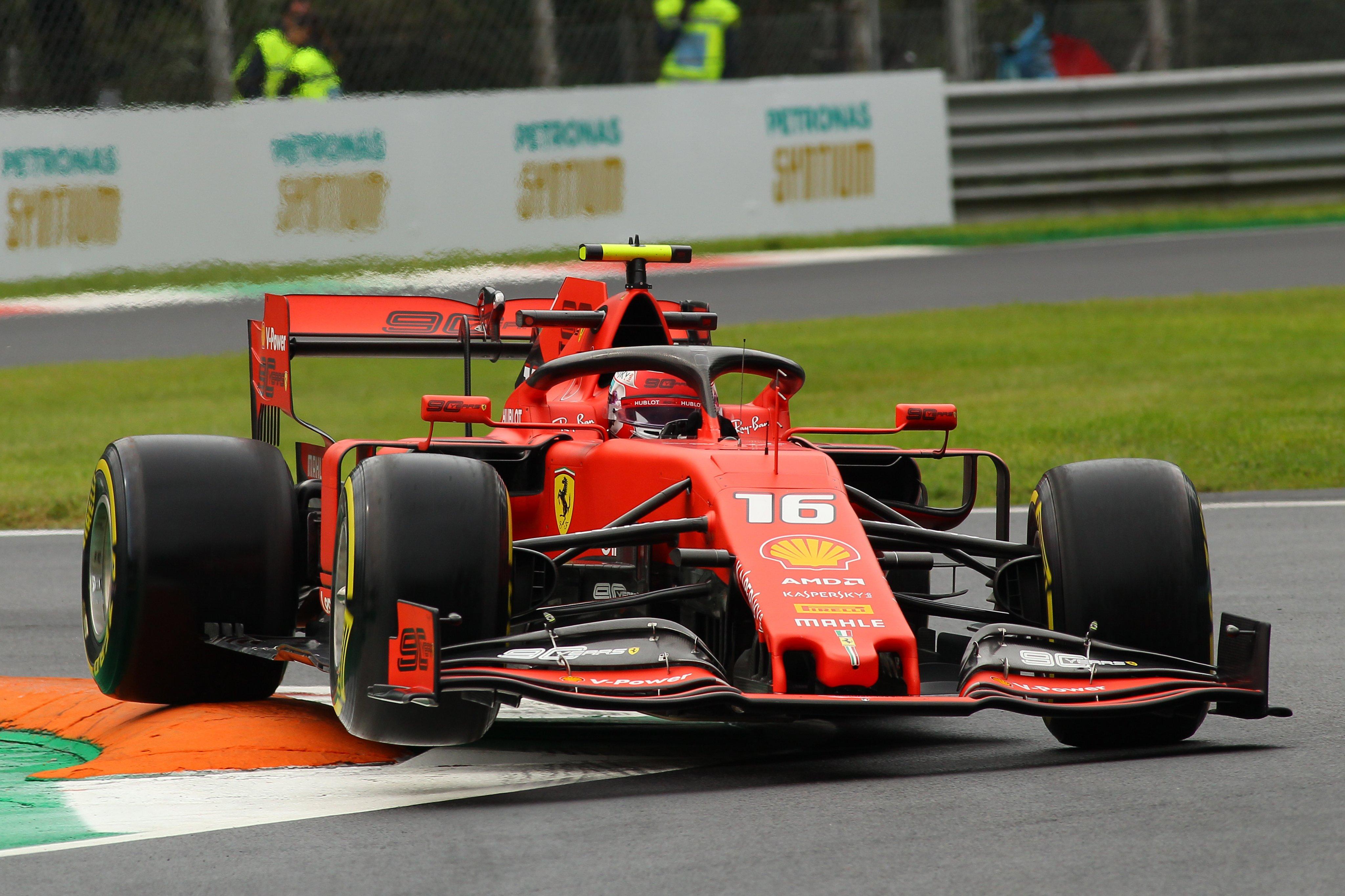 GP Italie - EL2 : Leclerc 68 millièmes devant Hamilton 1