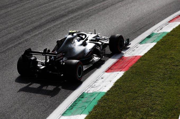 Les classements F1 2019 après Monza 1