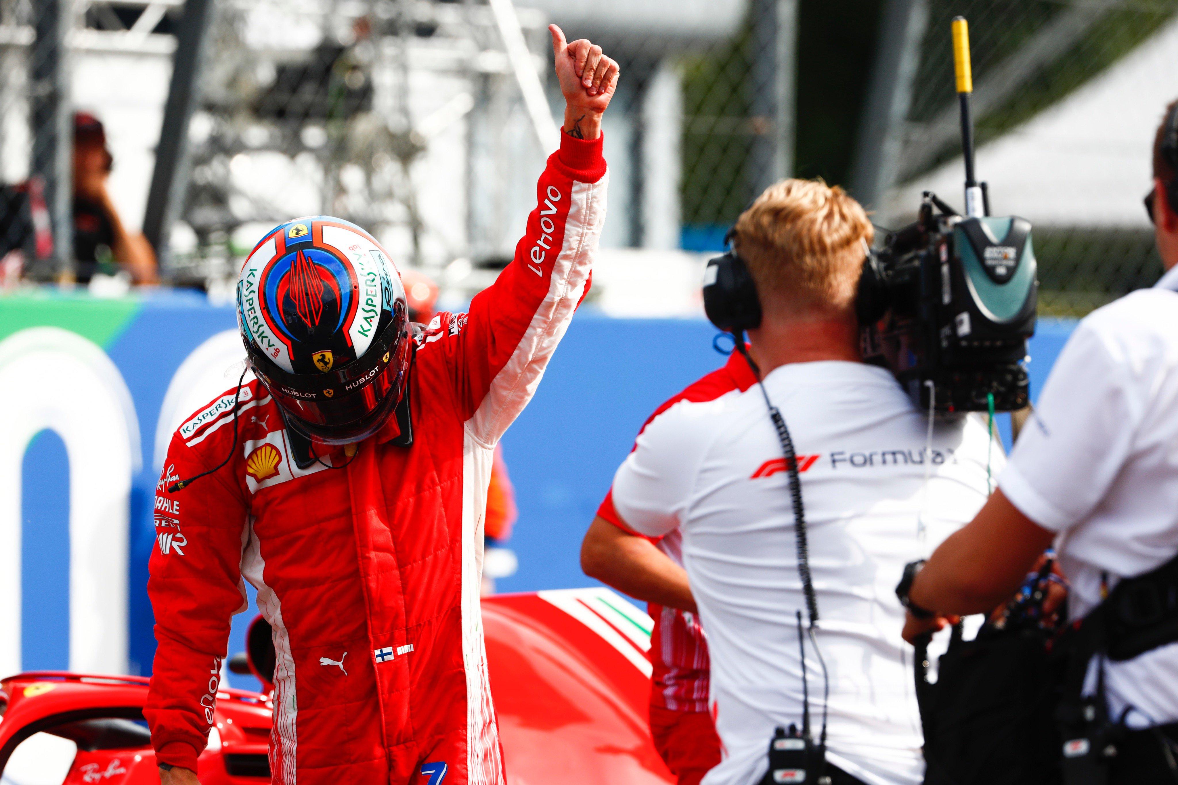 Pirelli s'attend à ce que le record de Monza signé par Raikkonen en 2018 soit battu cette année 1