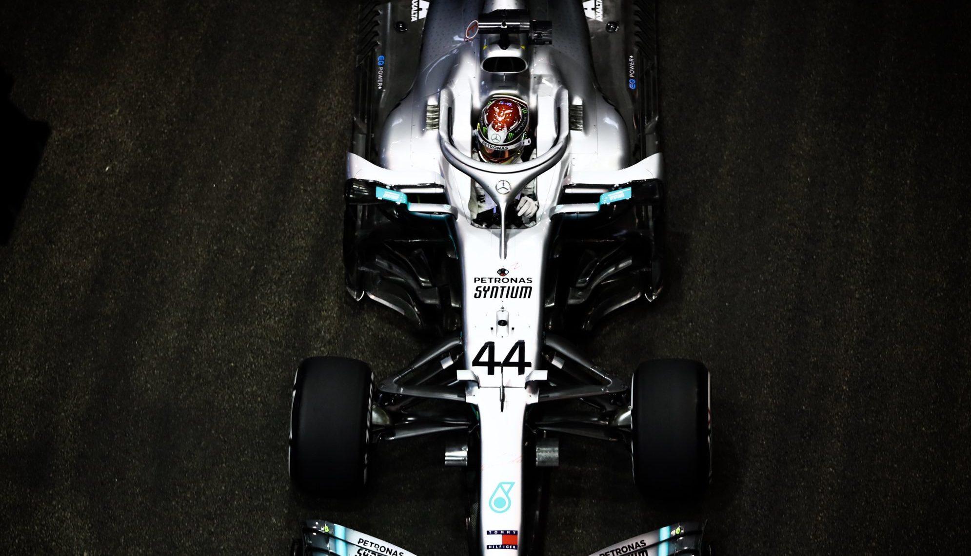 Singapour, EL2 : Hamilton devance Verstappen d'un dixième 1