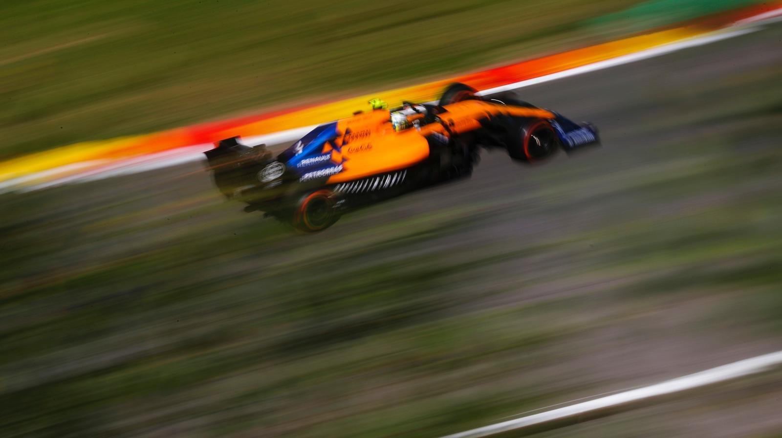 Après la Belgique, McLaren a une meilleure compréhension des domaines à améliorer 1