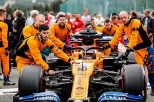 L'équipe McLaren veut faire un «reset» au Grand Prix de Singapour