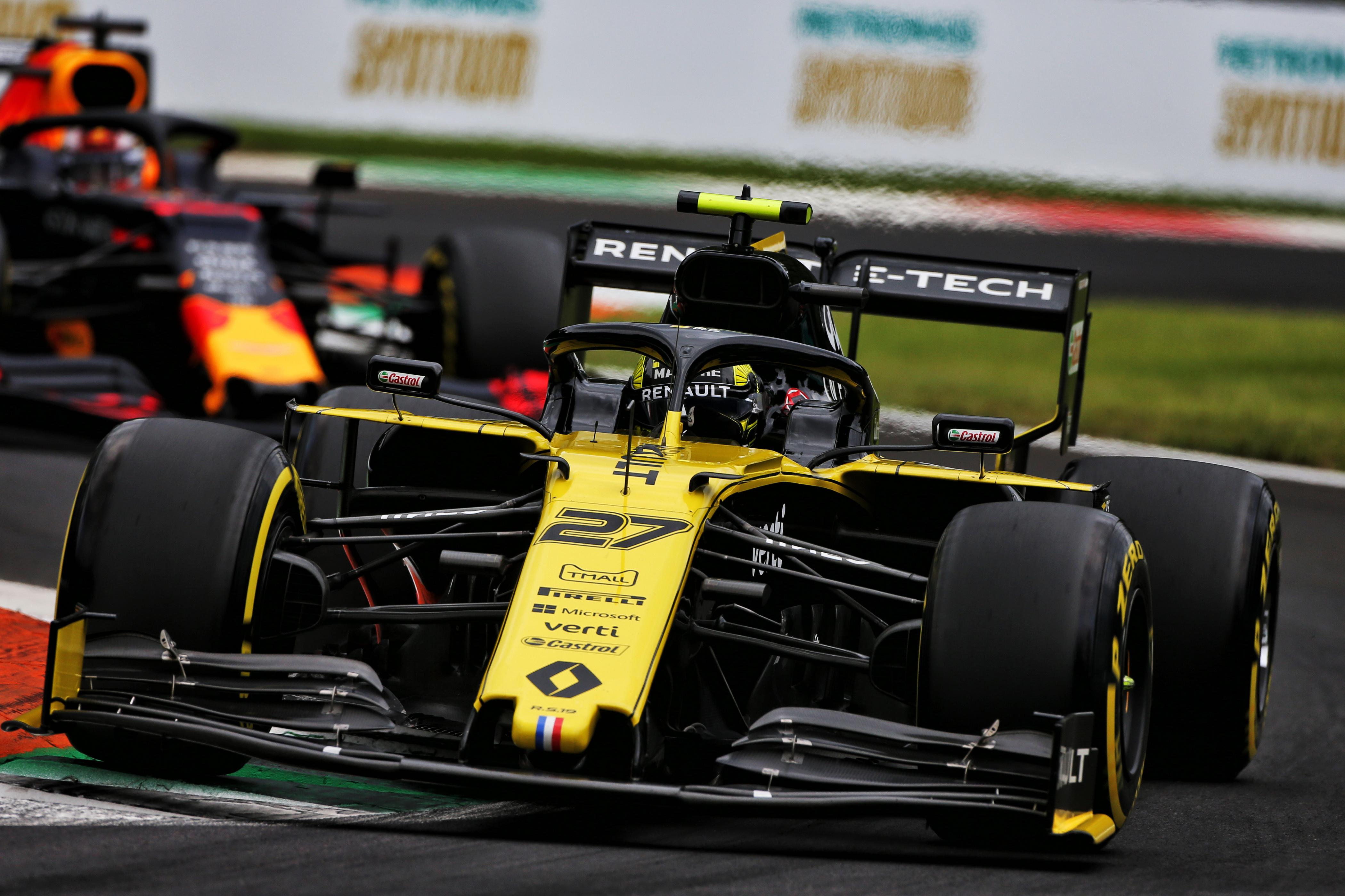 Nico Hulkenberg Renault F1
