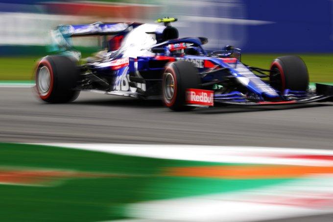 F1 - Pénalités confirmées pour Gasly, Norris et Verstappen au Grand Prix d'Italie