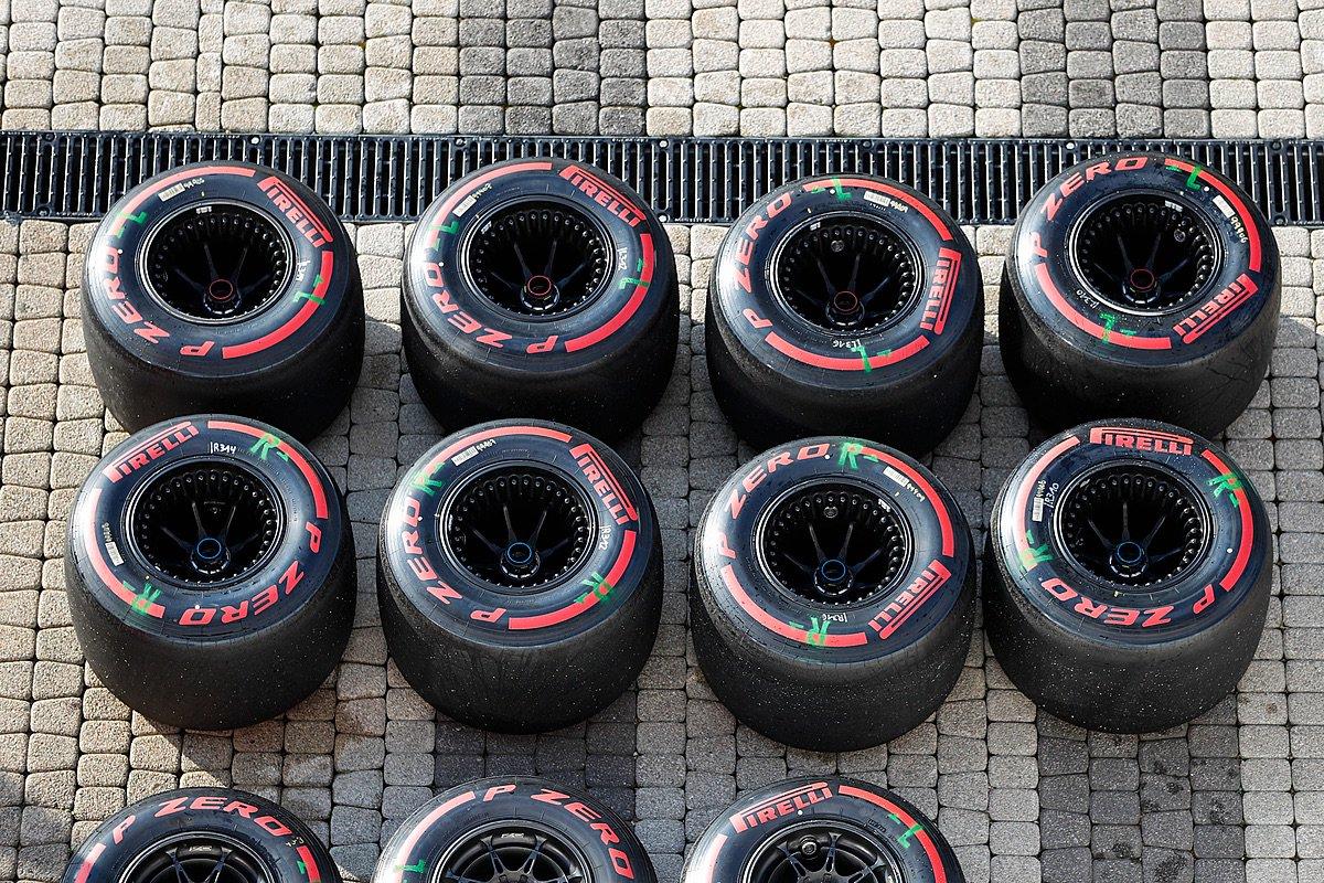 pneus et stratégie pirelli gp de russie