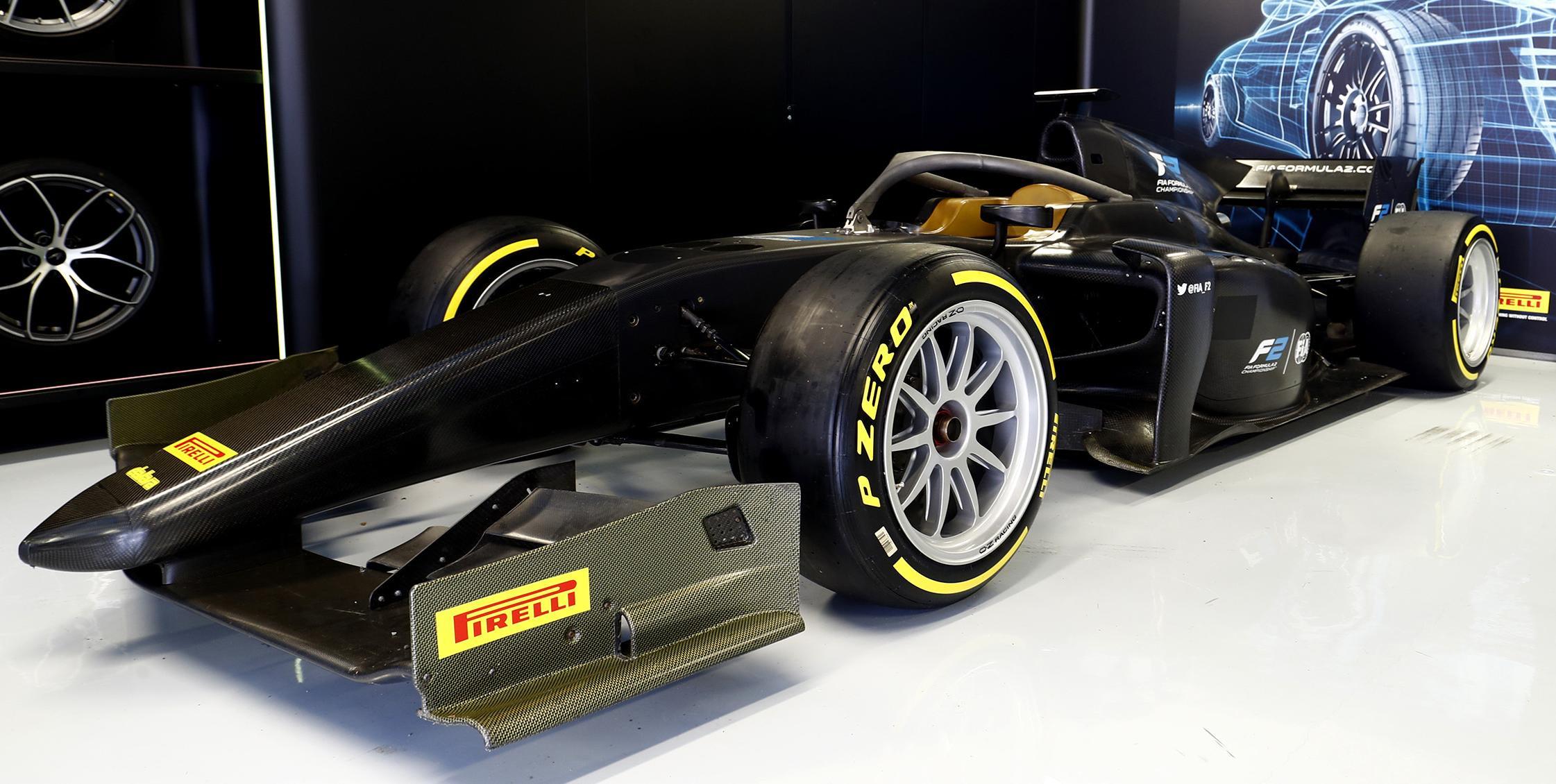 pneus 18 pouces pirelli F1