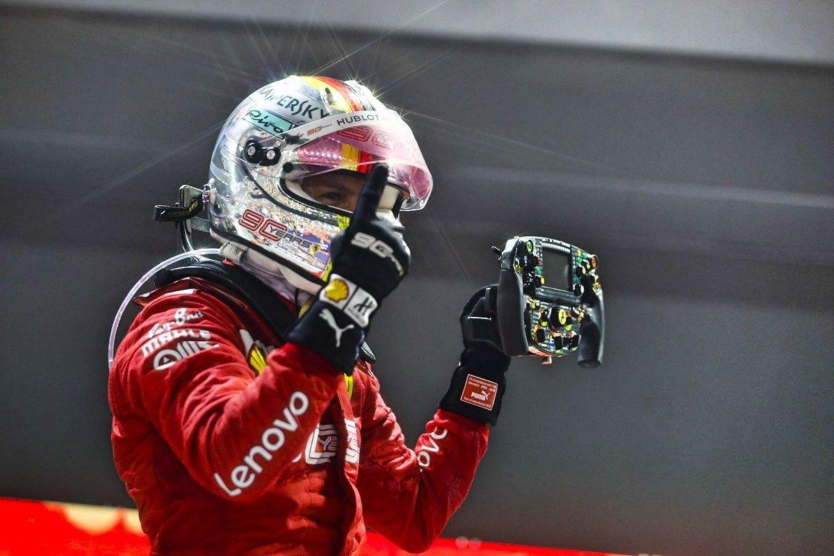 """F1 - Flavio Briatore : """"Sebastian Vettel avait besoin de cette victoire"""""""