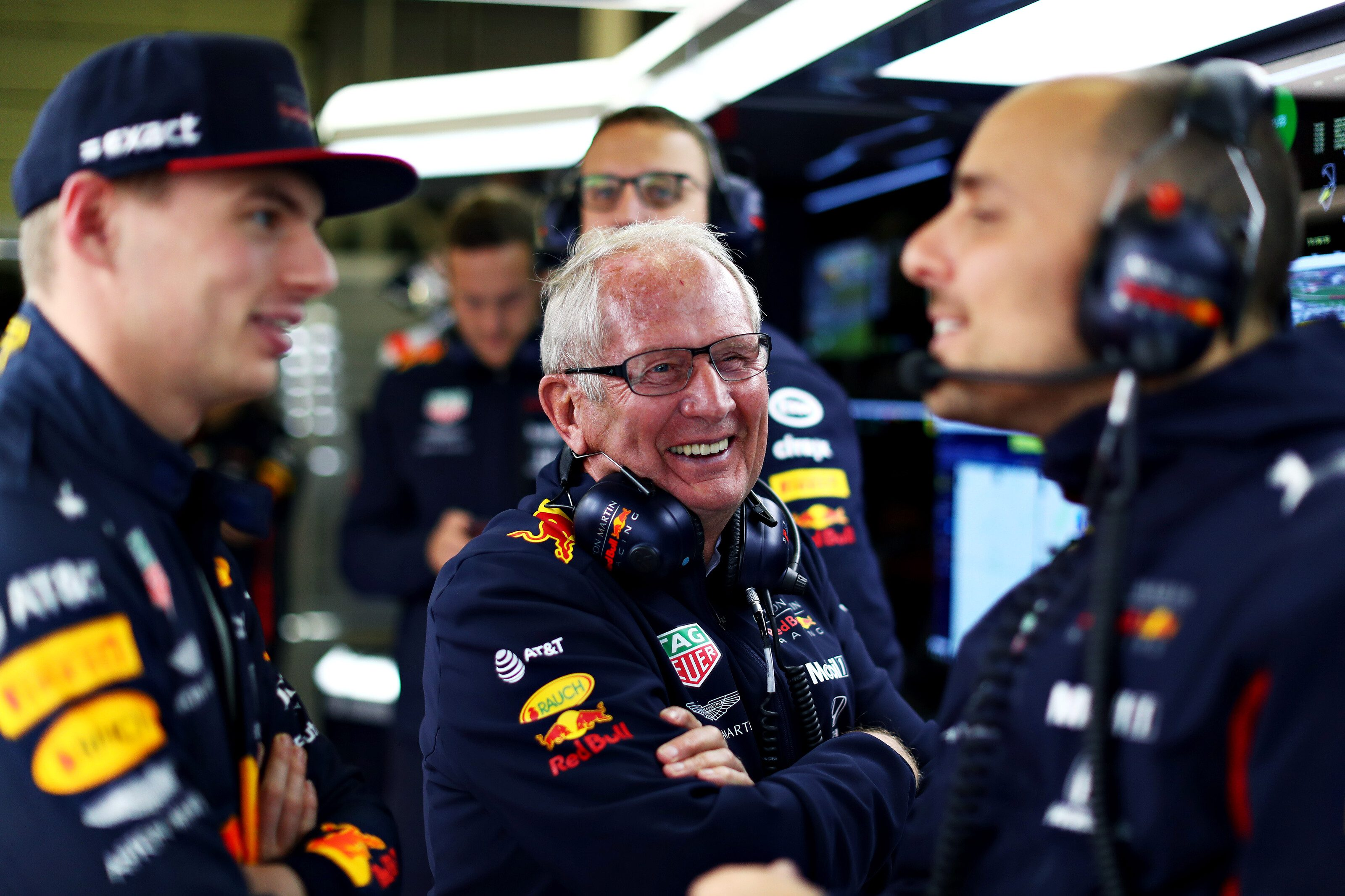 red bull racing helmut marko