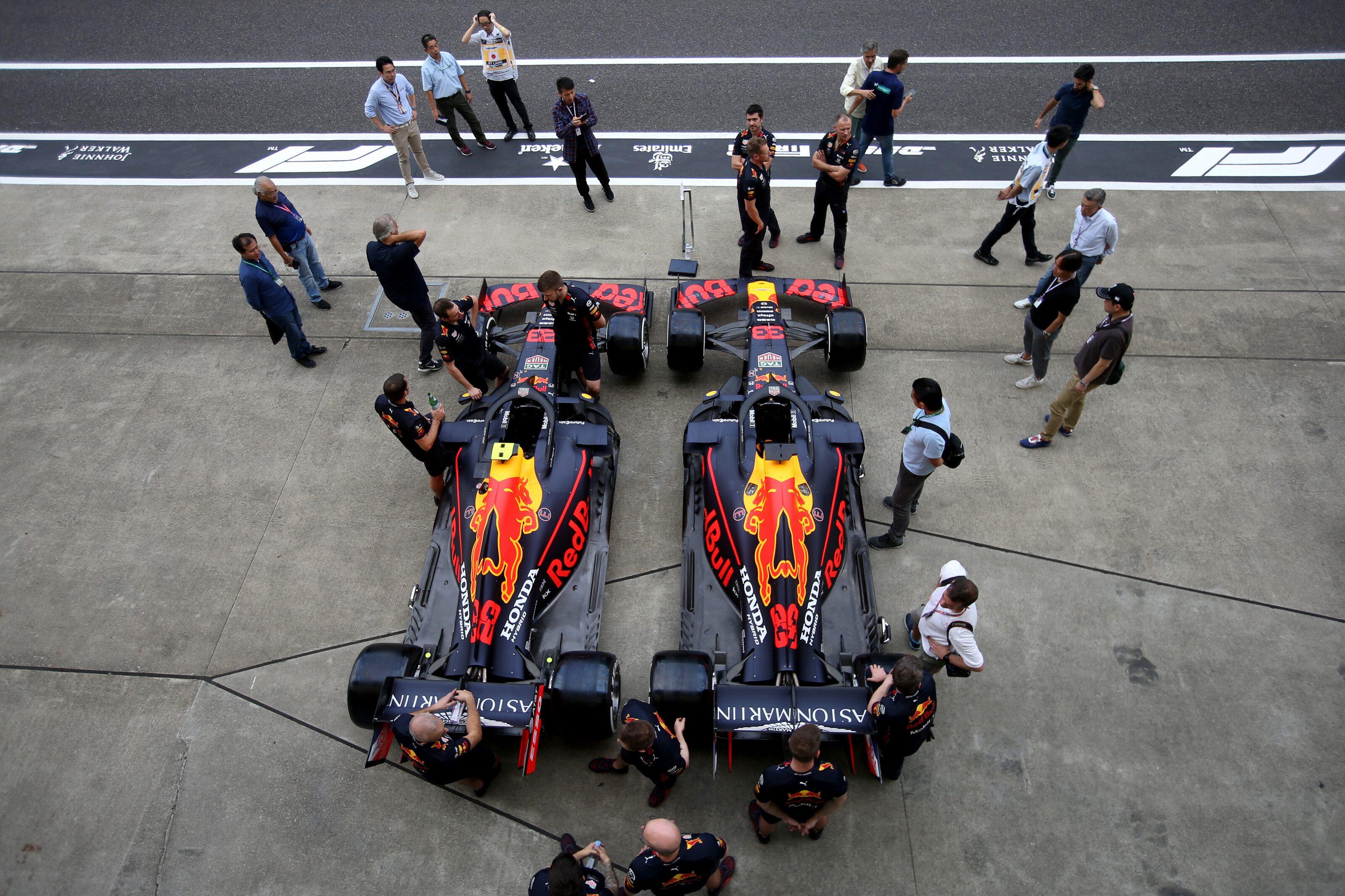 Red Bull s'attend à un gain de performance notable avec son nouveau carburant 5