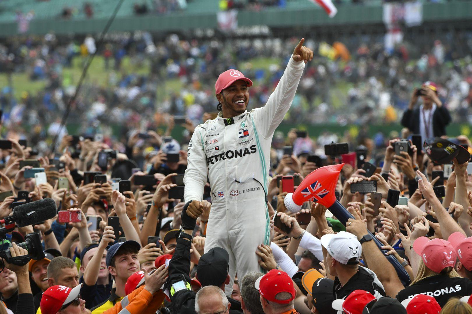 Lewis Hamilton ne se voit pas titré à Mexico cette année