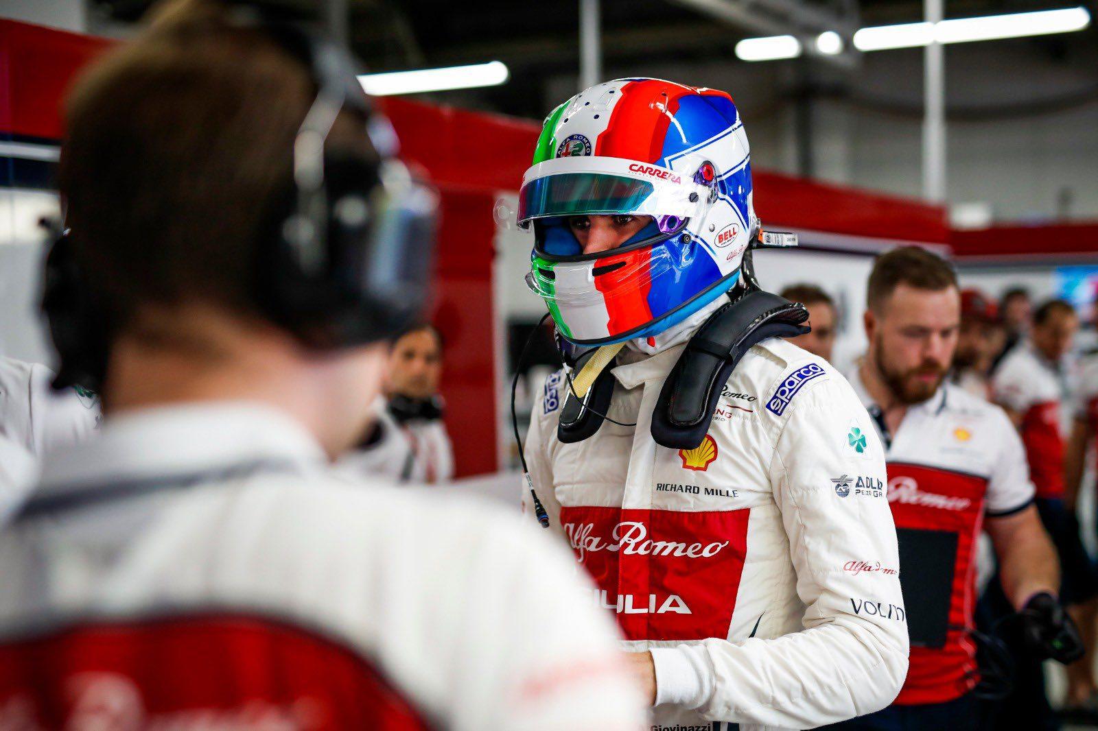 Alfa Romeo annoncera prochainement le nom du coéquipier de Raikkonen pour 2020 1
