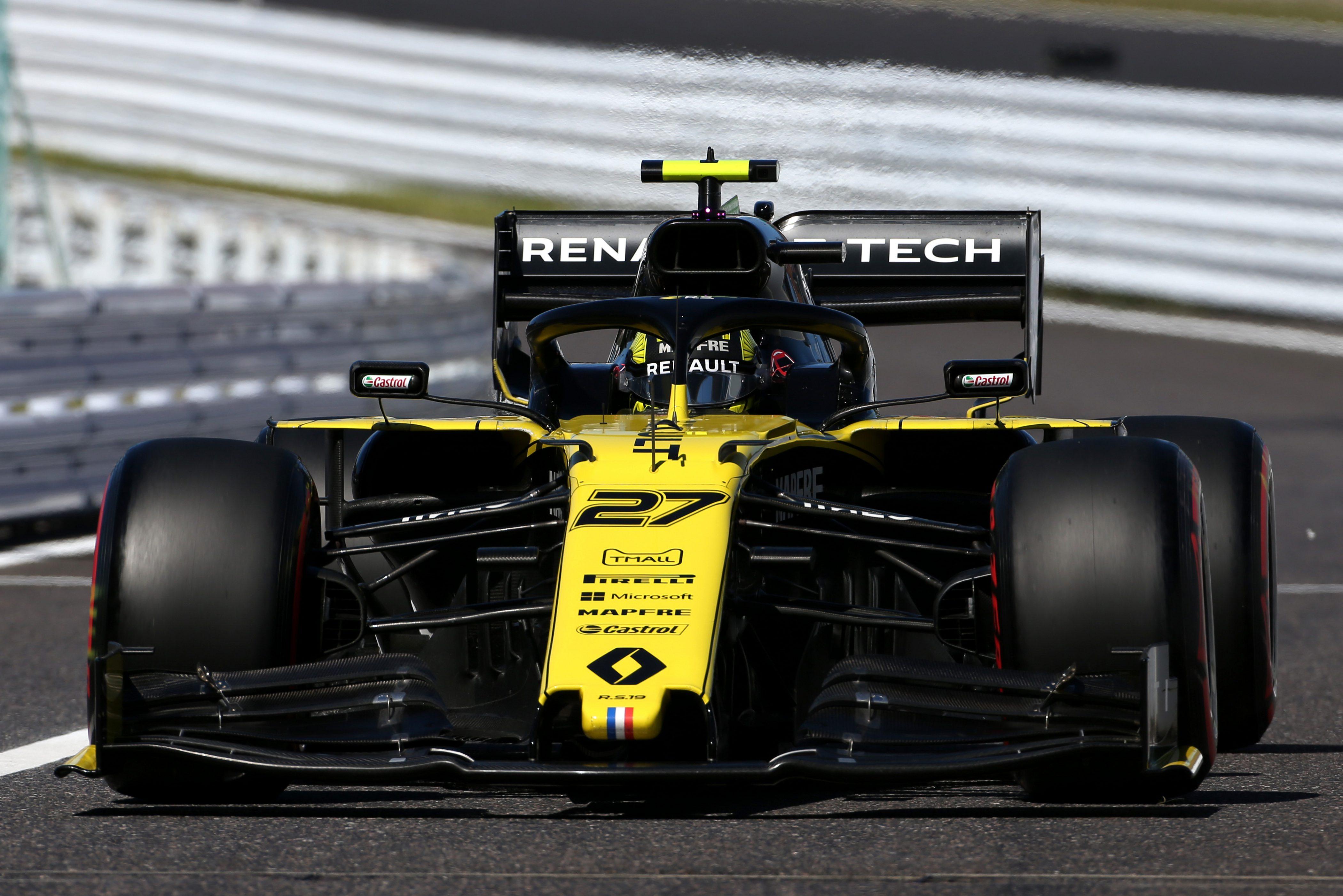 """Cyril Abiteboul : """"Un week-end bizarre"""" , mais une double entrée dans les points pour Renault 21"""