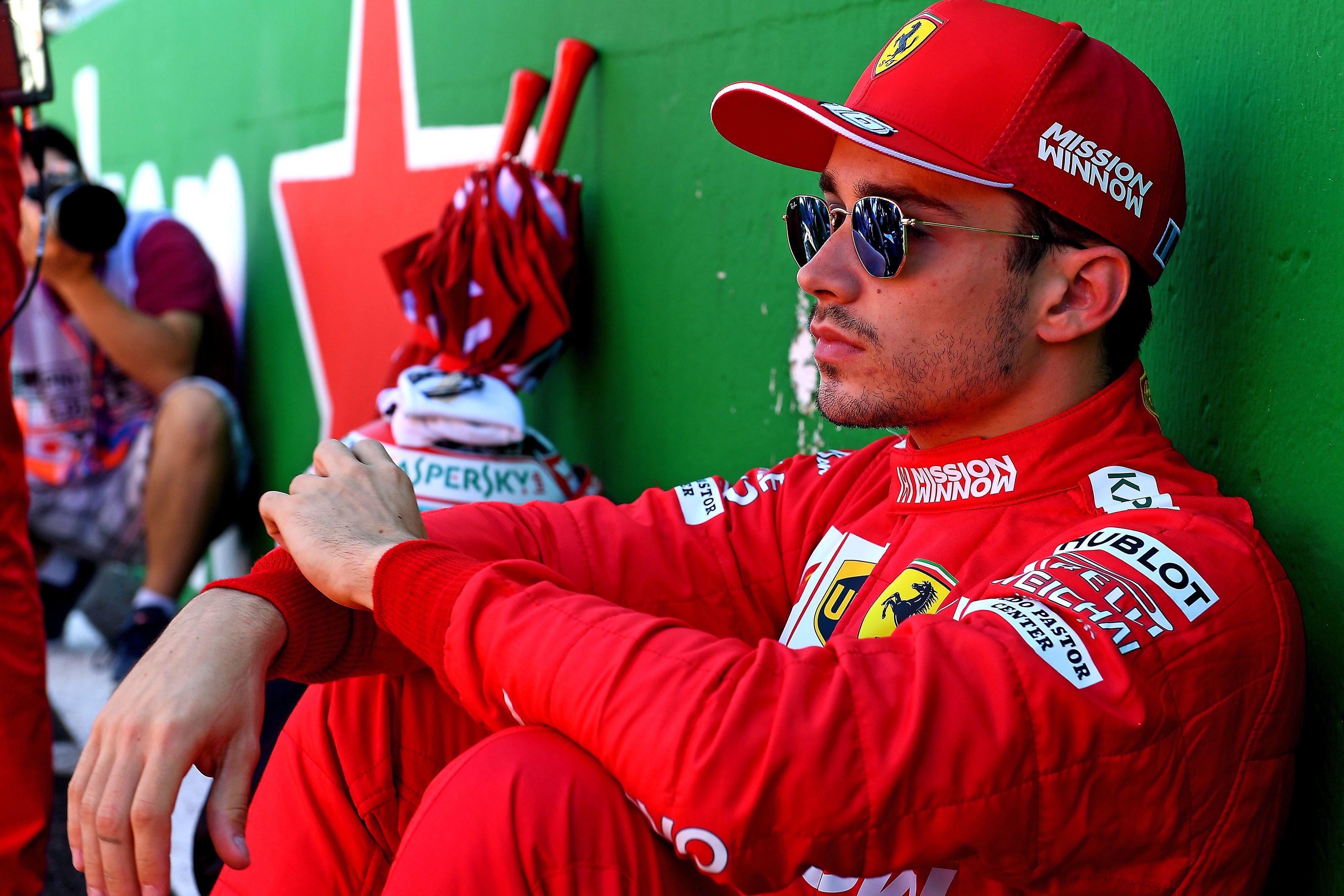 Officiel : Charles Leclerc perd sa sixième place, Ferrari reçoit une amende 17