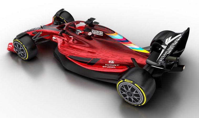 Règles 2021 en F1 : Les principaux changements expliqués 1