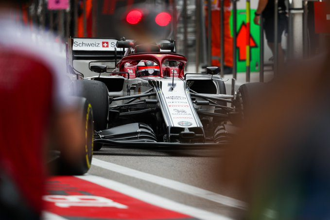 Kimi Raikkonen espère y voir plus clair ce week-end à Suzuka 9