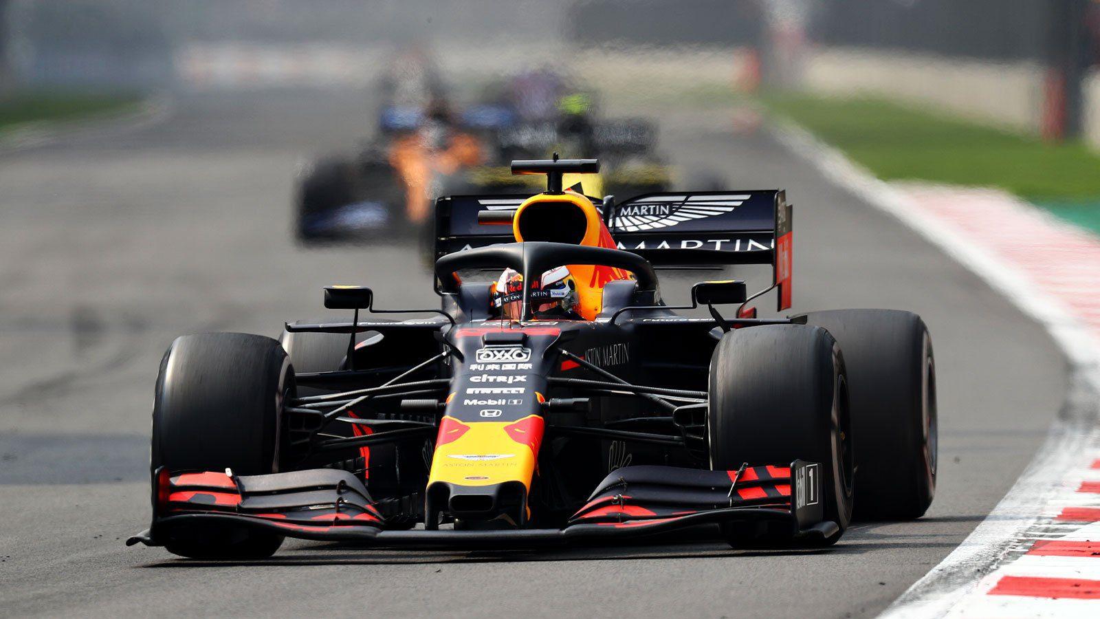 Max Verstappen pilote du jour à Mexico 3