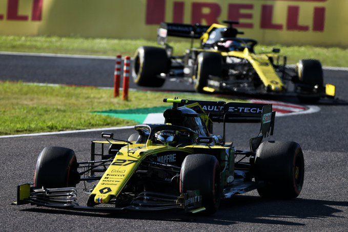Officiel : Racing Point dépose une réclamation contre Renault au GP du japon 15