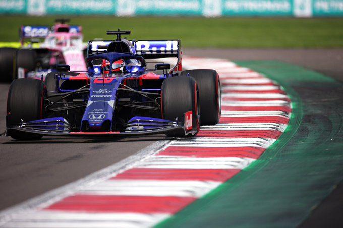 Officiel : Daniil Kvyat pénalisé au Grand Prix du Mexique 1
