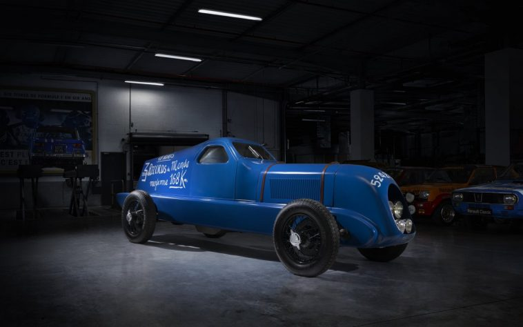 Renault Nervasport 1934