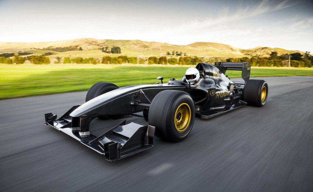 Rodin FZED F1