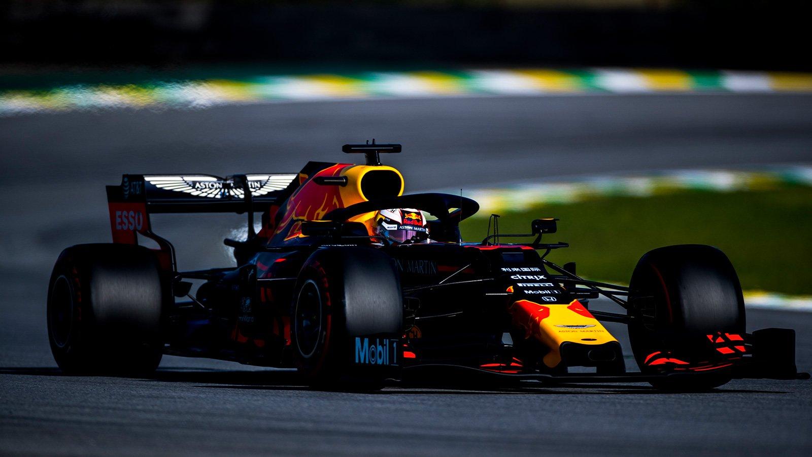 Victoire de Verstappen devant Gasly 1