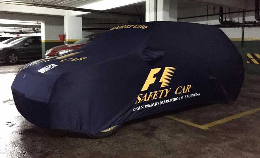 clio williams safety car f1
