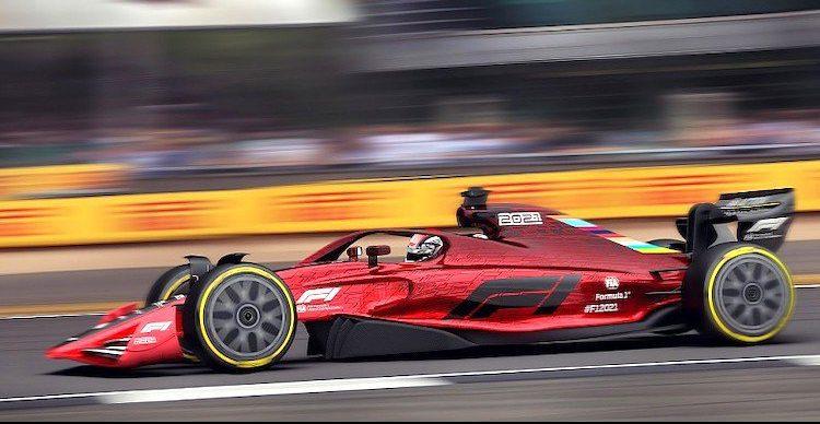 formule 1 2021
