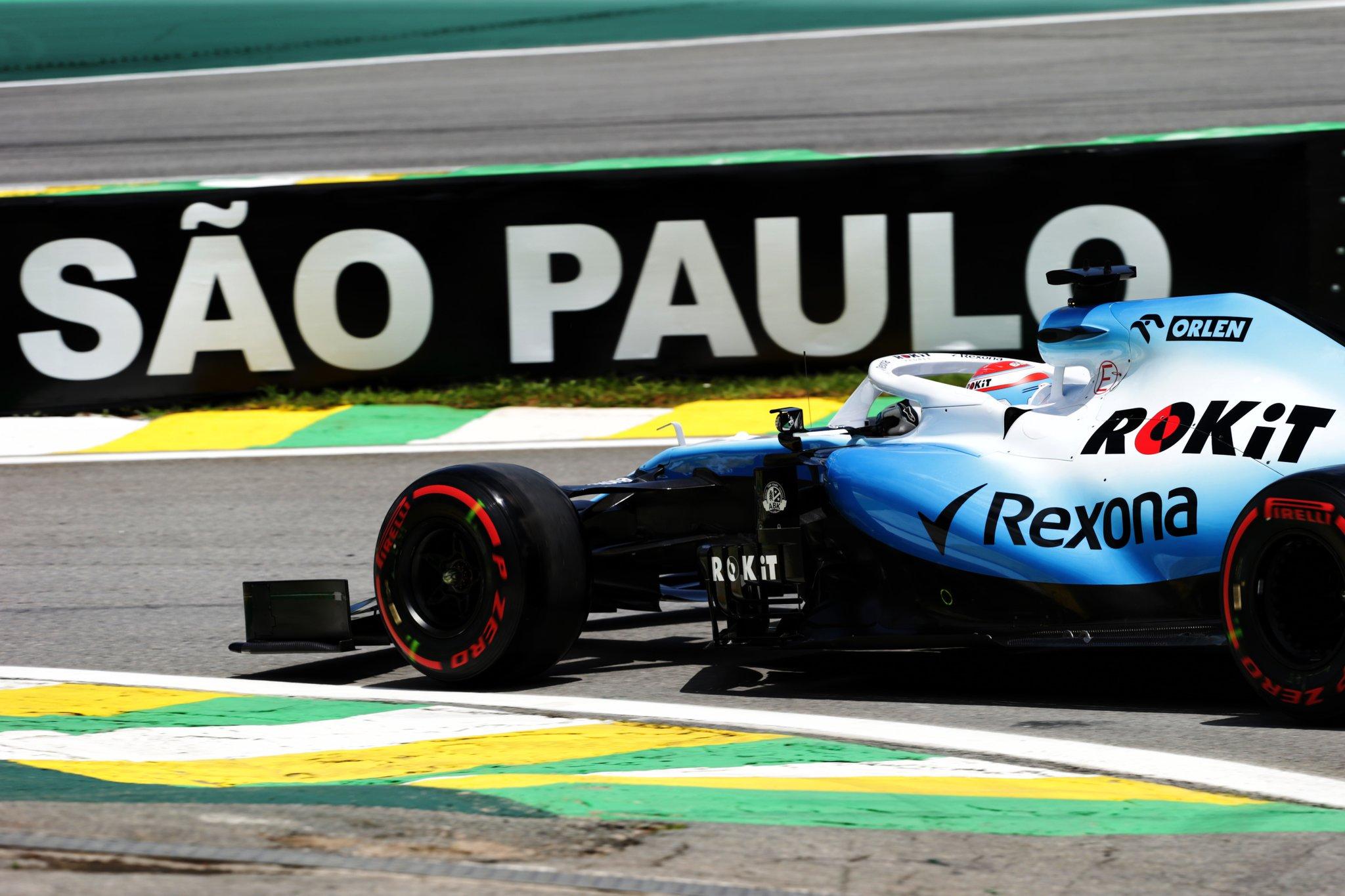 grille de départ grand prix du Brésil 2019