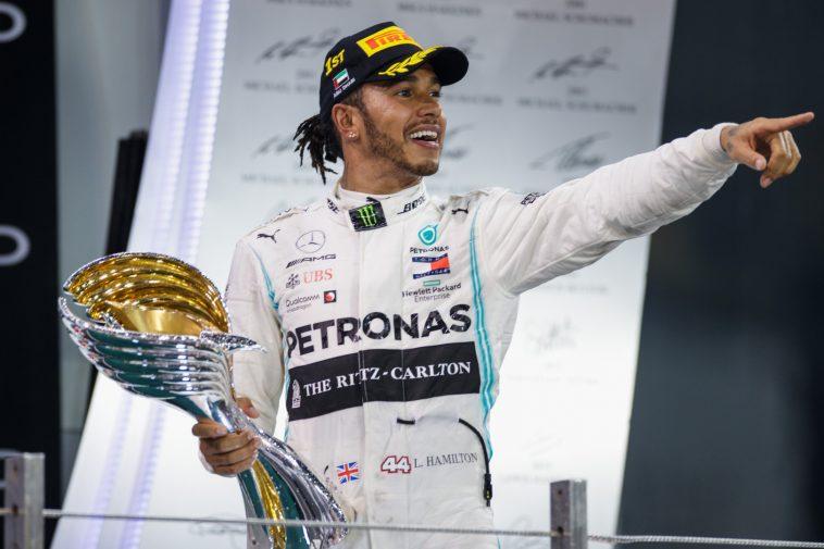 Lewis Hamilton Mercedes/Ferrari