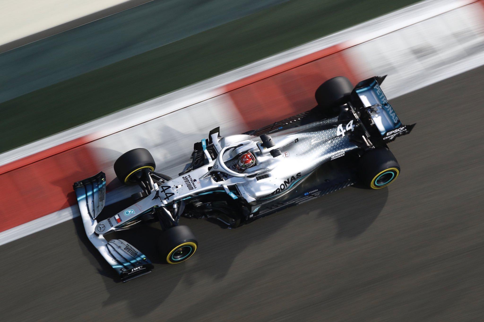 GP d'Abou Dhabi : Les réactions du top trois 6