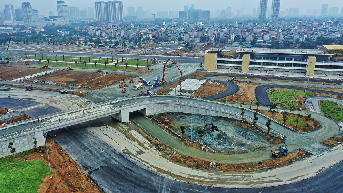 circuit de Hanoï vietnam f1