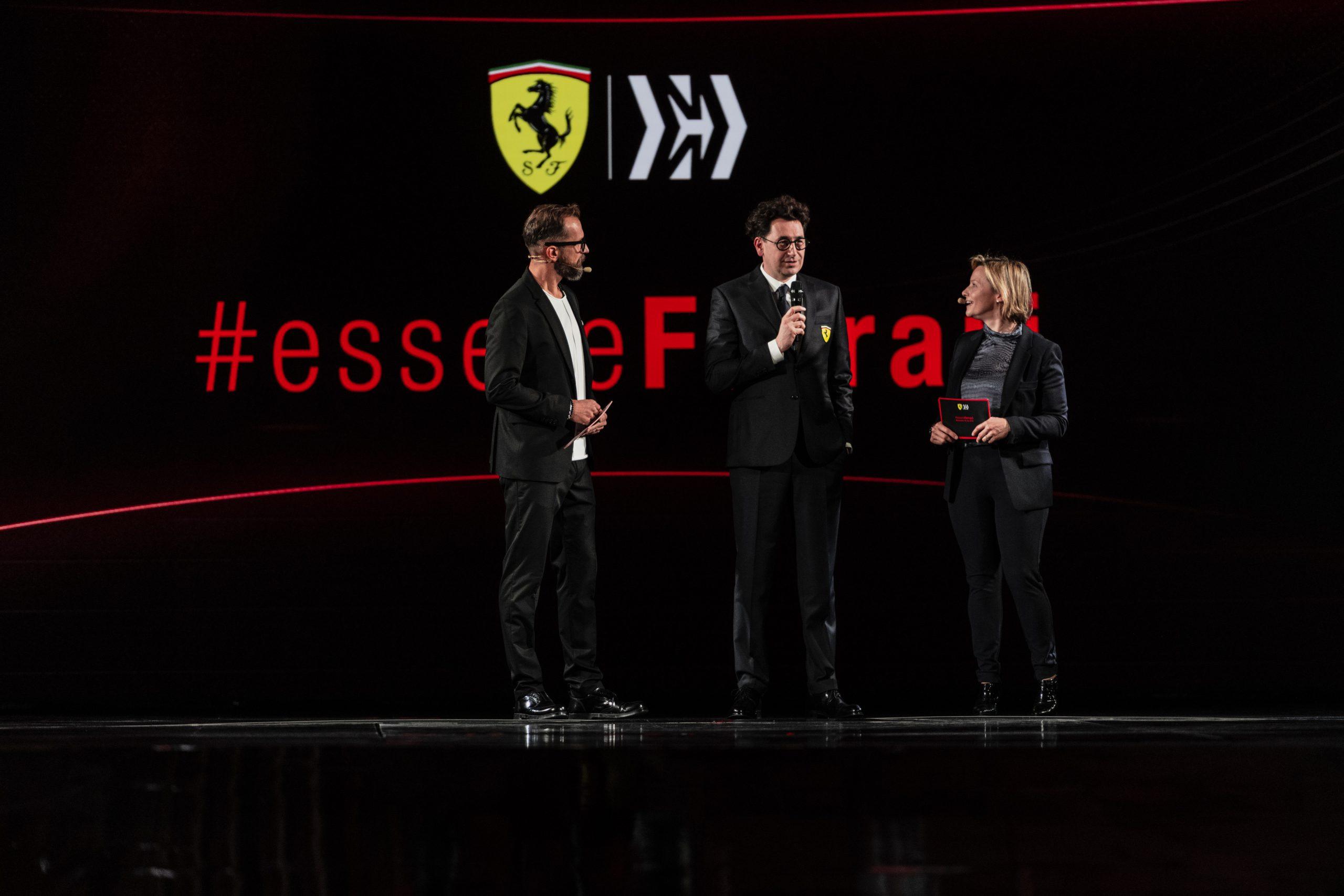 présentation Ferrari F1 2020