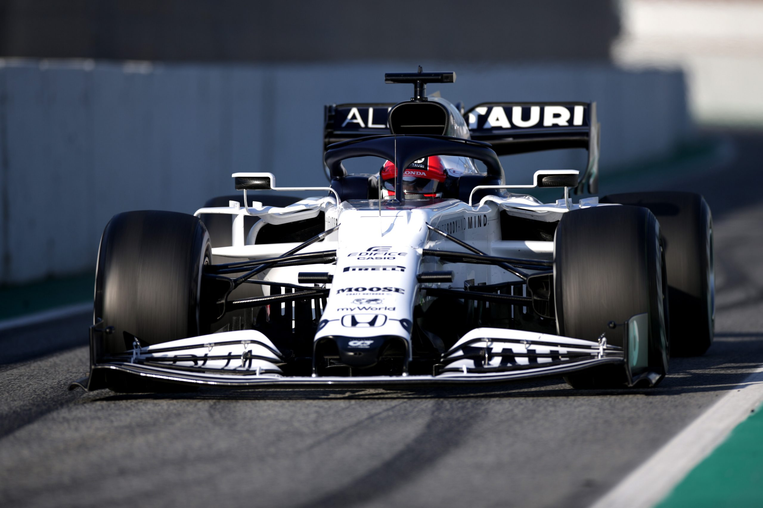 alphatauri RDS F1 2020