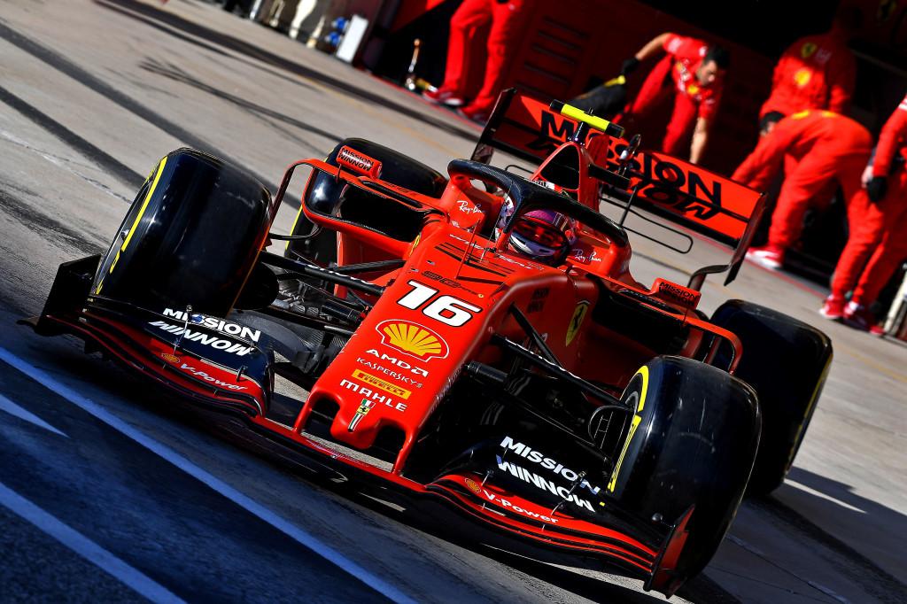 Ferrari Charles Leclerc 2019