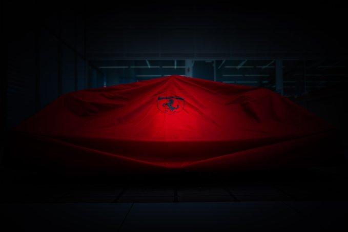 Ferrari SF1000 présentation 2020