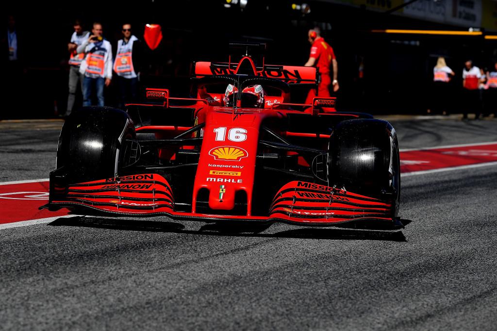 Ferrari SF1000 charles leclerc