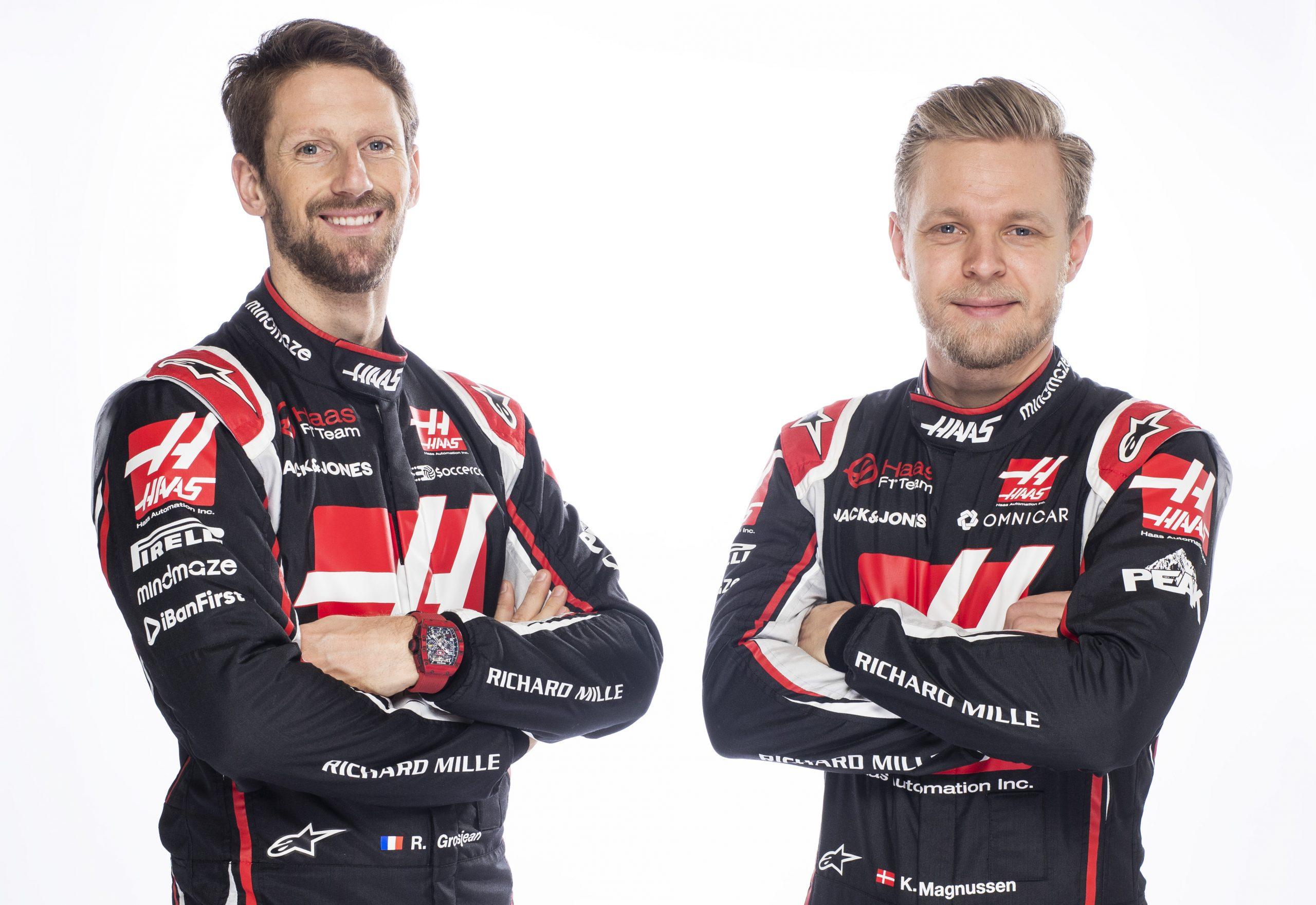 L'équipe Haas dévoile son programme pour les essais hivernaux 1