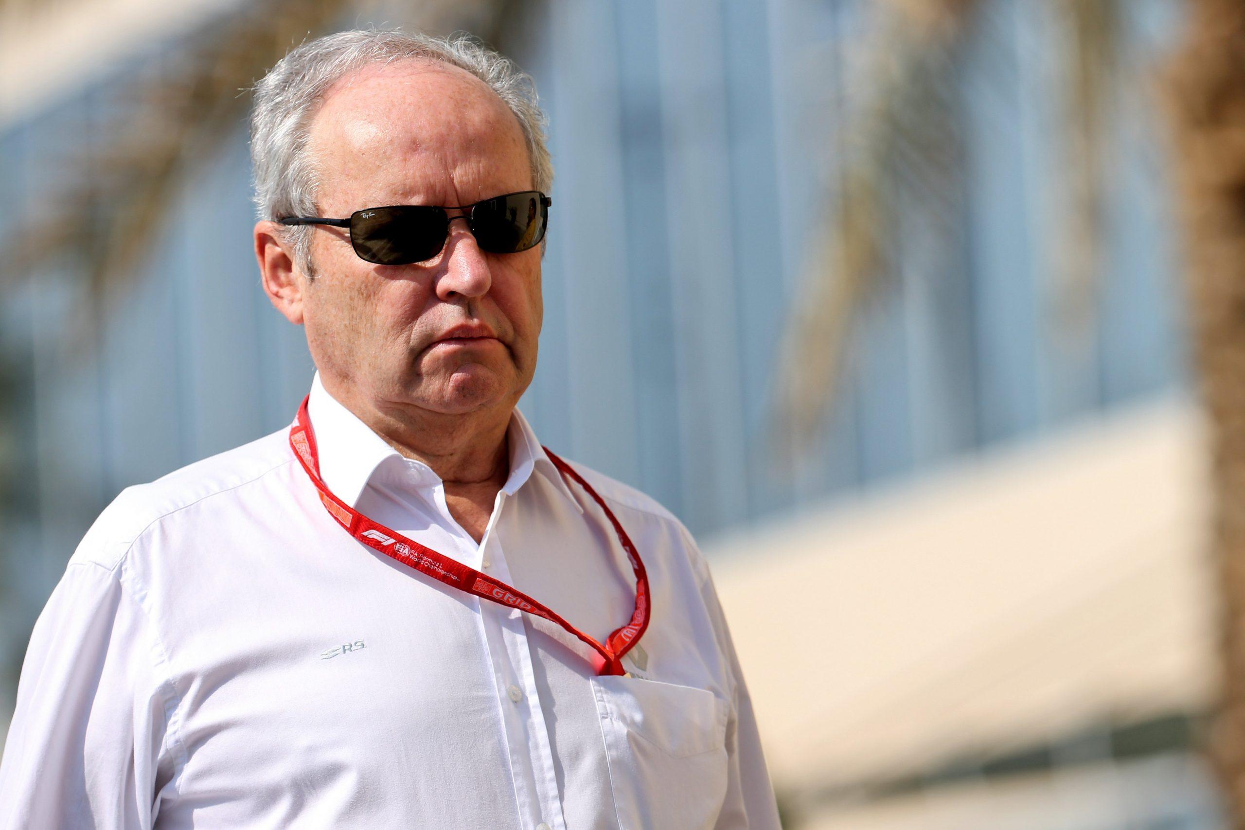 Jerome Stoll président de Renault Sport Racing