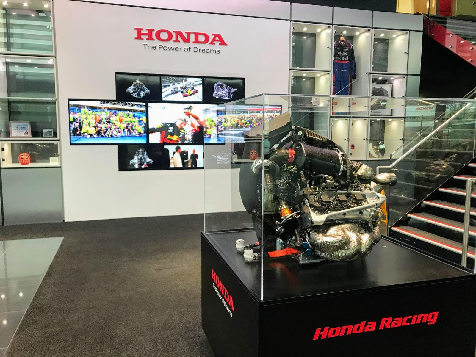 moteur Honda RA620H