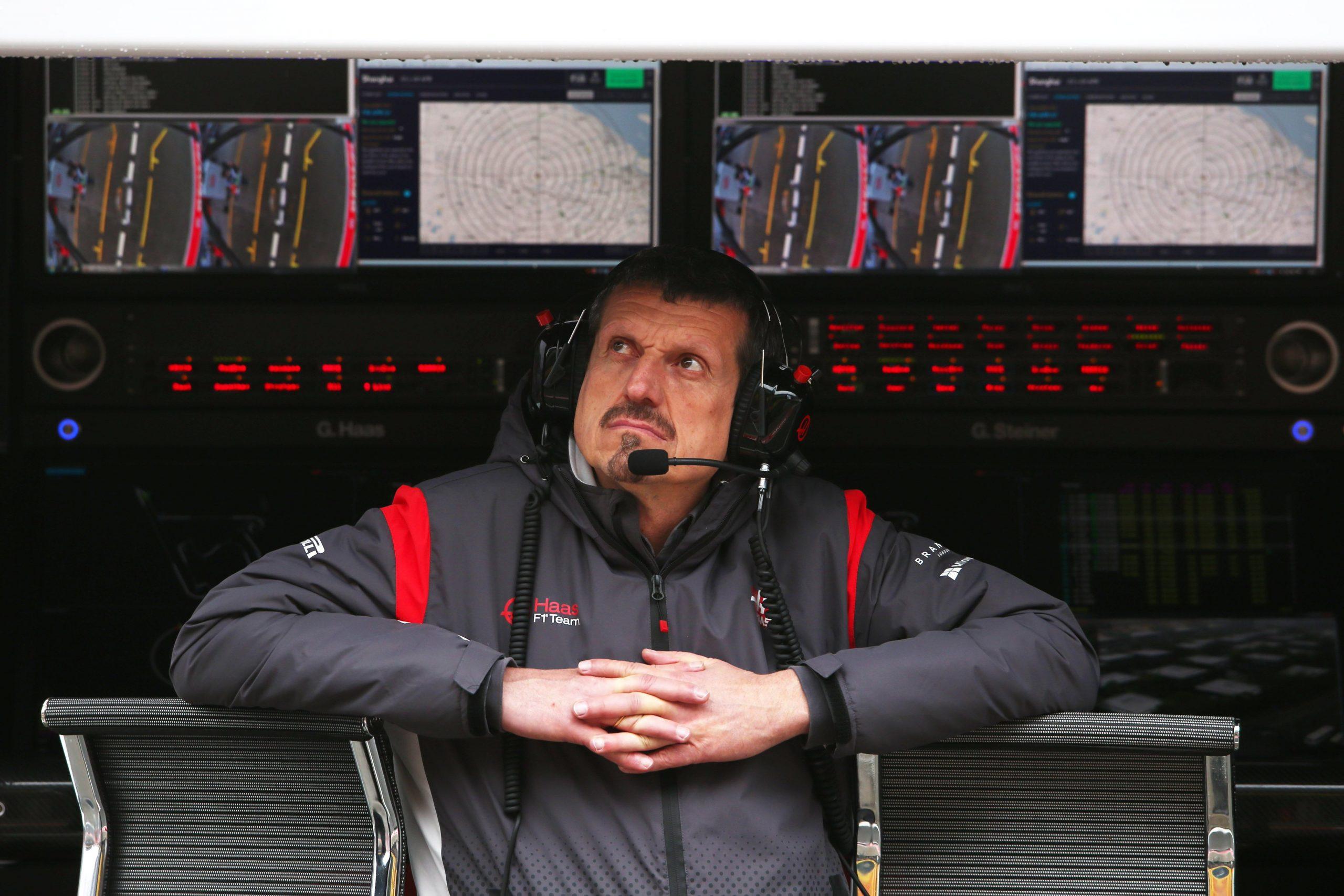 """Steiner : """"Pas de points au championnat avec le meilleur temps des essais hivernaux"""" 11"""