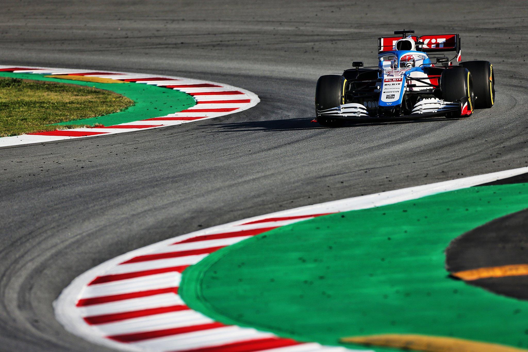 F1 - Williams va développer la FW43 tout au long de l'année