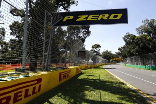 circuit de l'Albert Park Melbourne