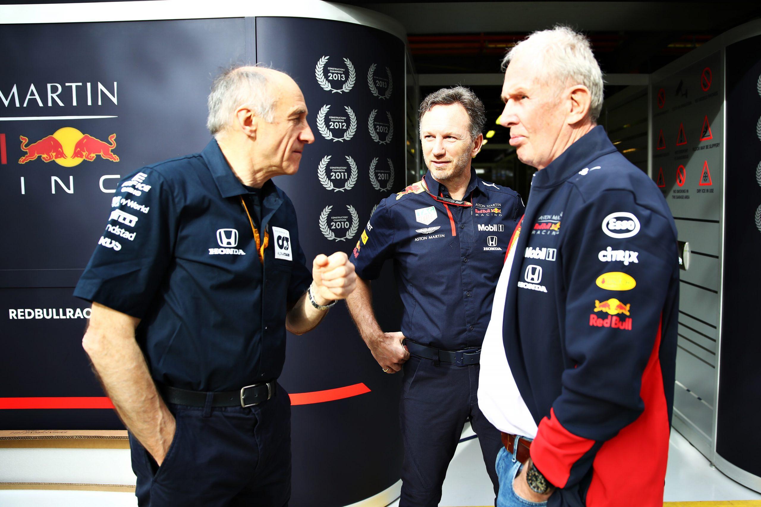 Helmut Marko Red Bull