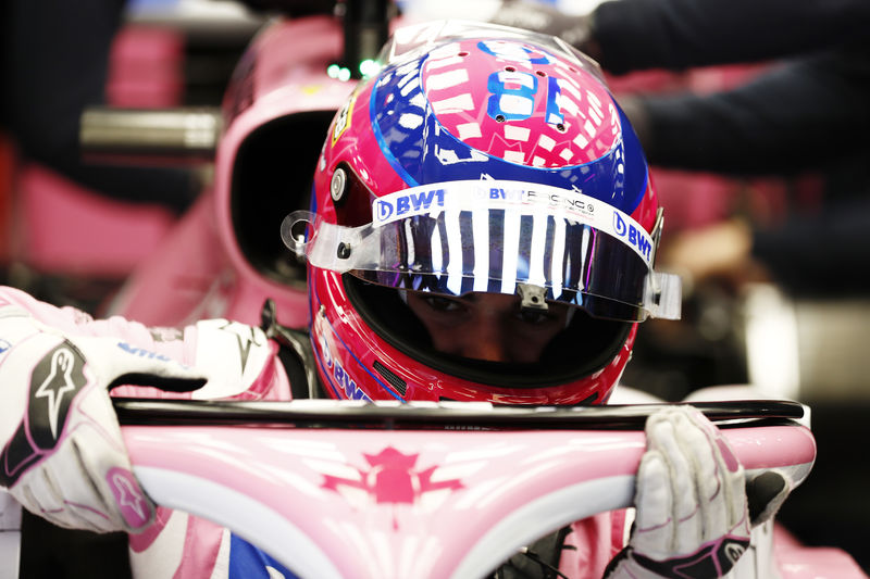 lance Stroll Racing Point